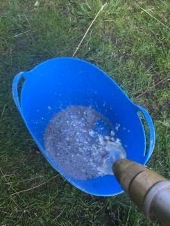 argile eau